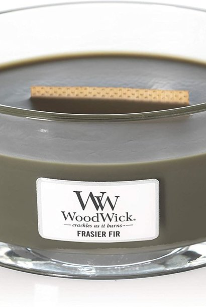 WOOD WICK ellipse sapin de frase