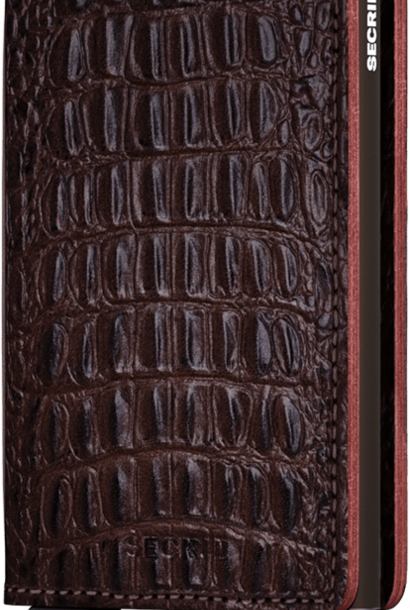 SECRID slimwallet nile brown