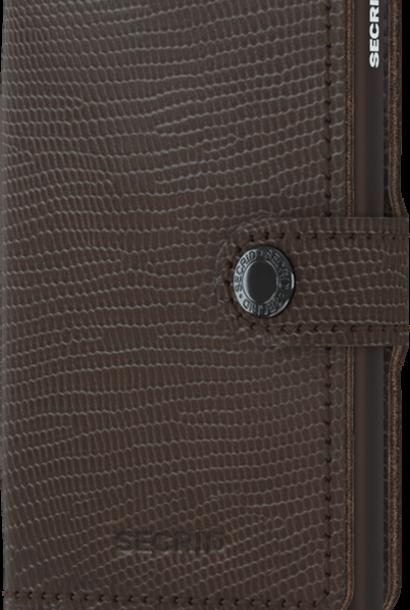 SECRID miniwallet rango brown