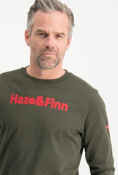 HAZE & FINN sweat army