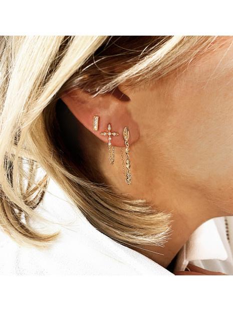 MYA BAY boucles d'oreilles jasmine-2