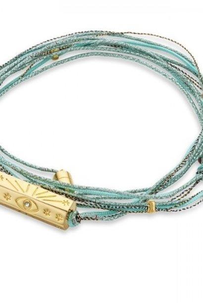 MYA BAY multi cordon martinique turquoise