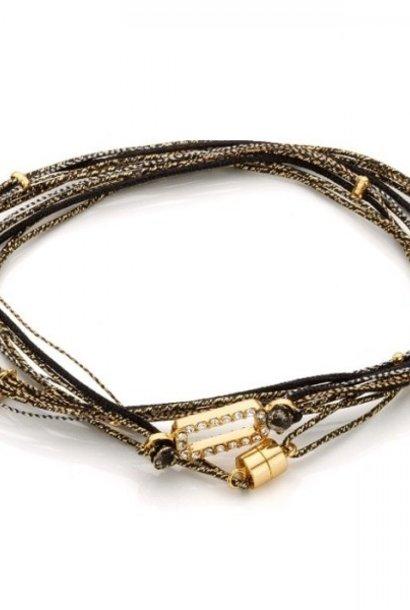 MYA BAY bracelet collier multi cordon ajaccio