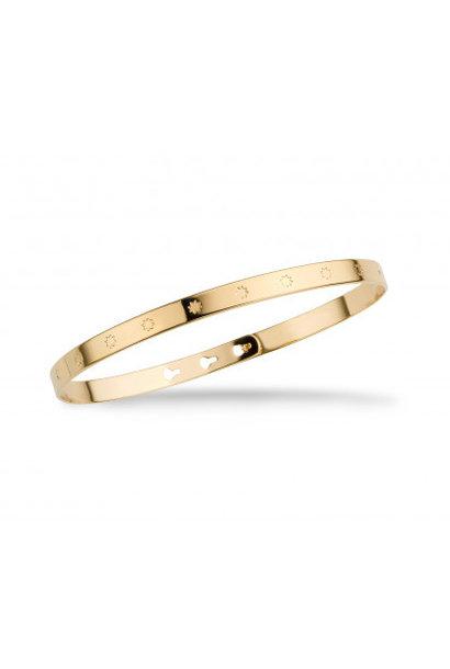 MYA BAY bracelet grandes etoiles