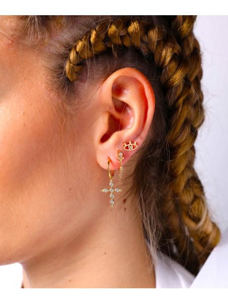 MYA BAY boucles d'oreilles gange-2