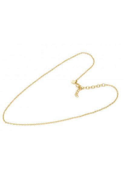 MYA BAY collier chaine simple 80cm