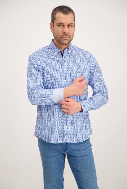 FYNCH chemise manche longue