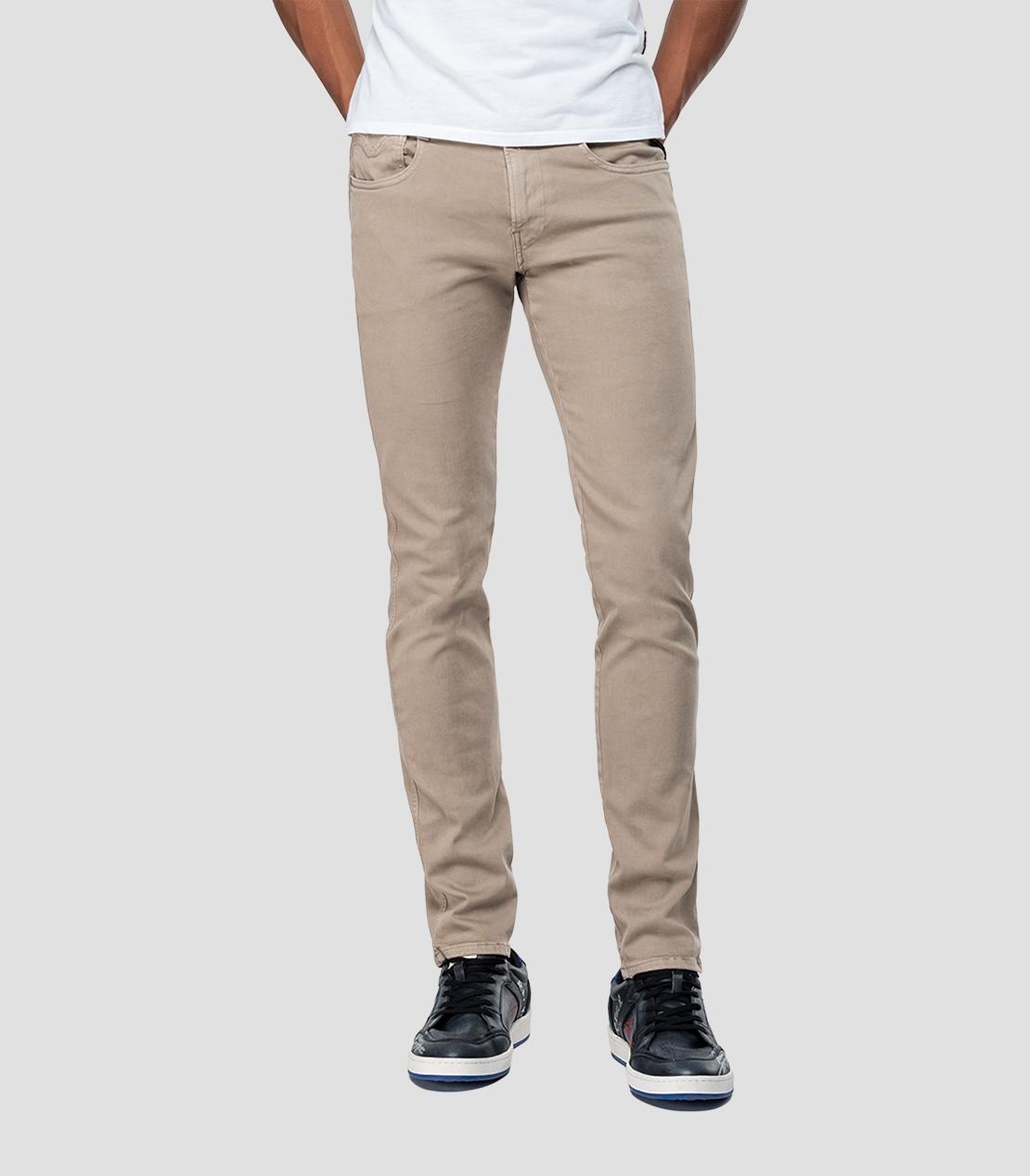 REPLAY jean coupe slim hyperflex-1
