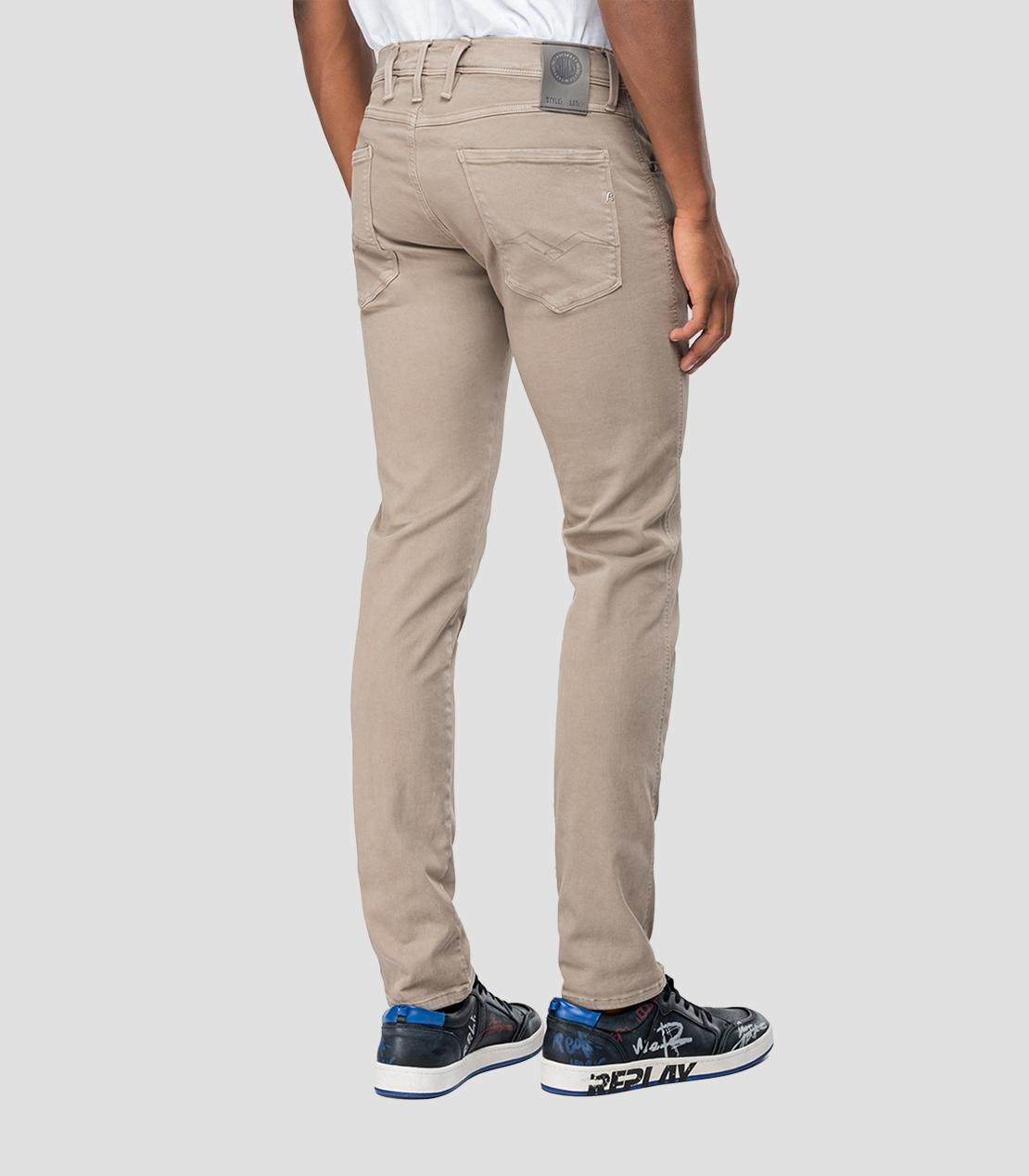 REPLAY jean coupe slim hyperflex-3