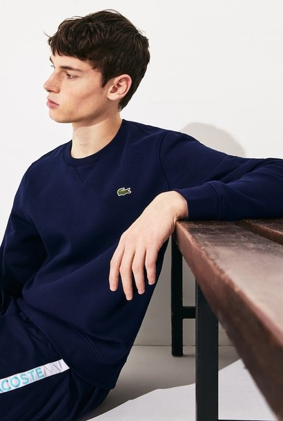 LACOSTE sweatshirt col rond