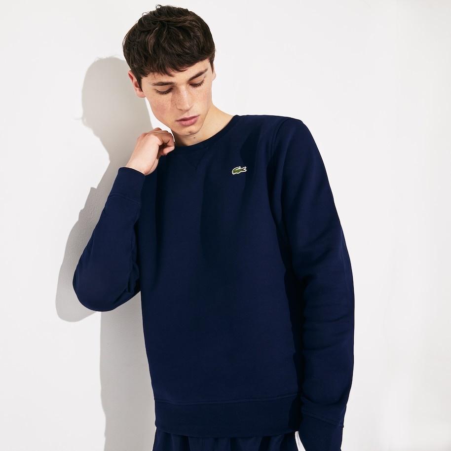 LACOSTE sweatshirt col rond-2