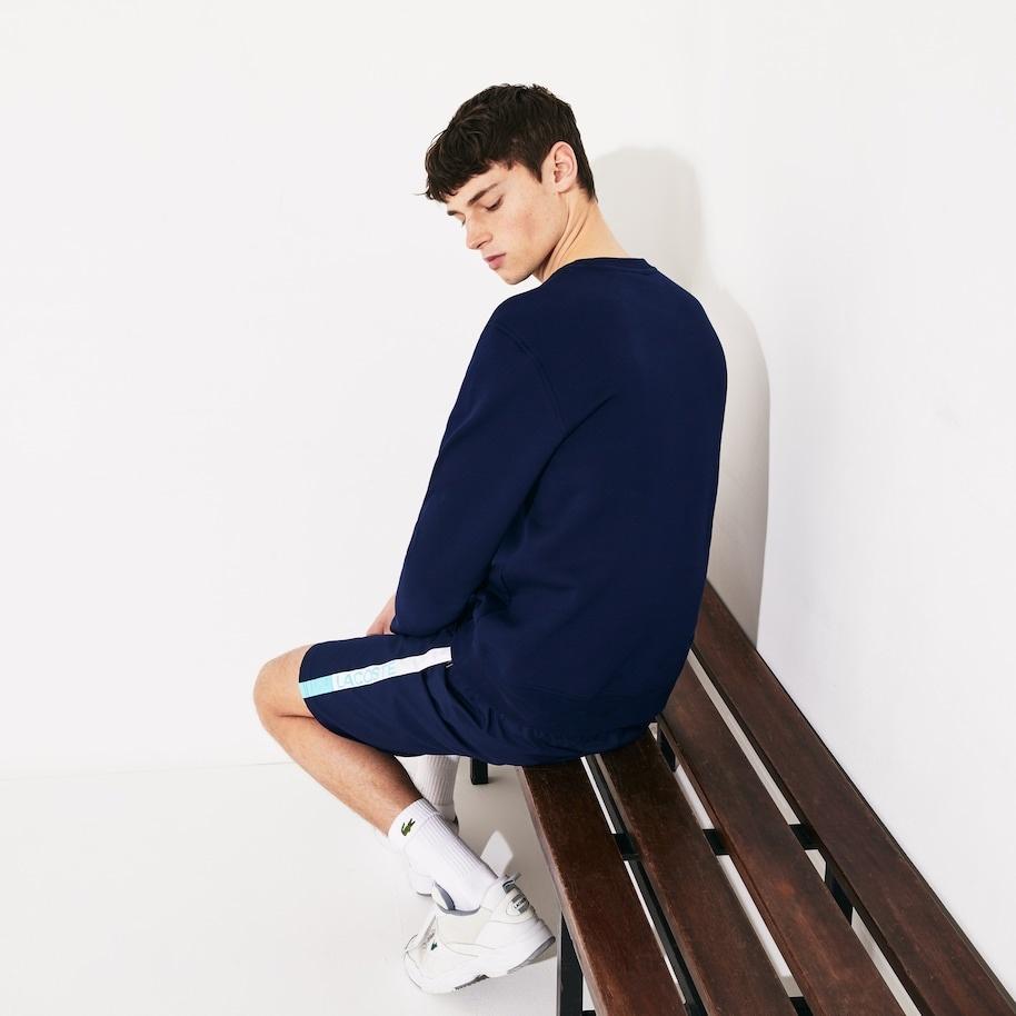 LACOSTE sweatshirt col rond-3