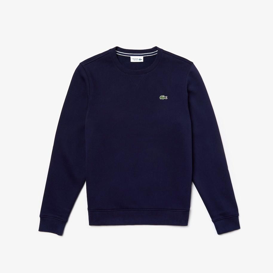 LACOSTE sweatshirt col rond-5