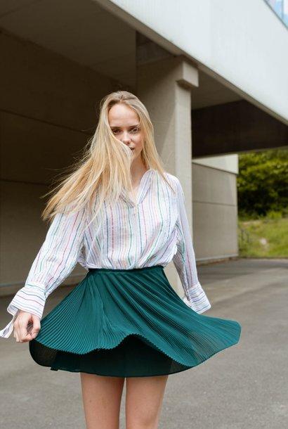 REPLAY chemise multicolore