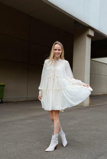 DREAMCATCHER robe blanche