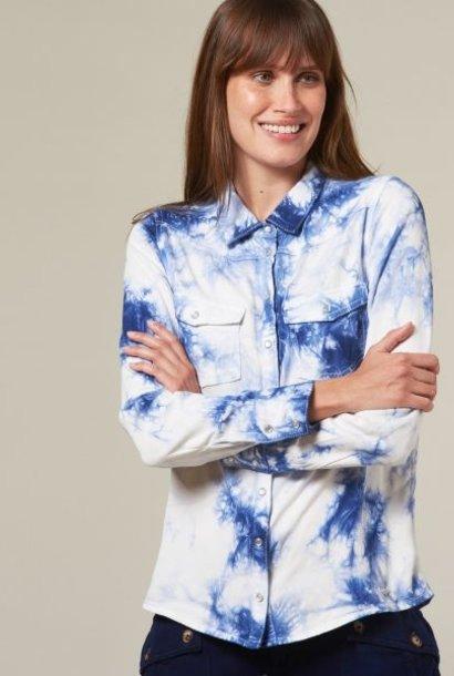 PEPITES chemise coloré