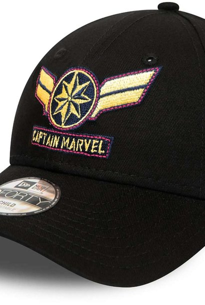 NEW ERA 9forty captain marvel