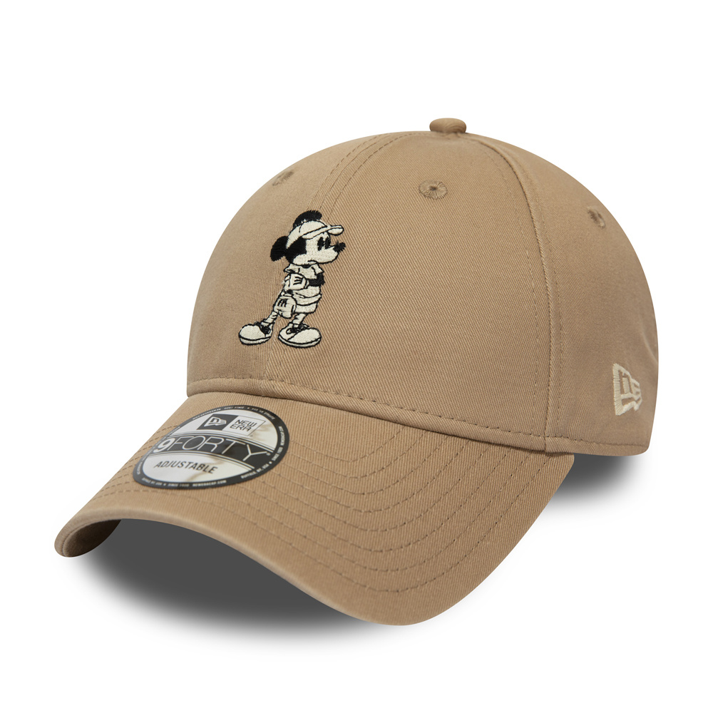 NEW ERA 9forty mickey mouse street fauve-1