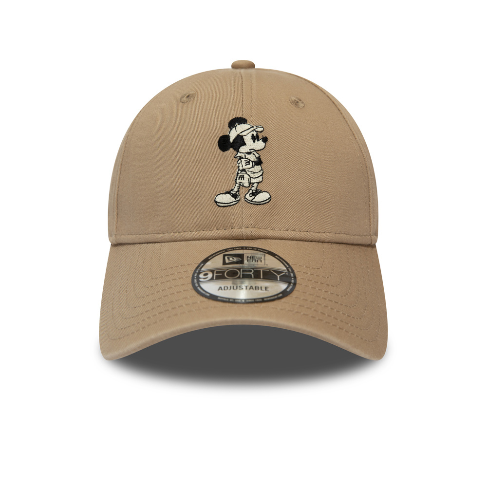 NEW ERA 9forty mickey mouse street fauve-2