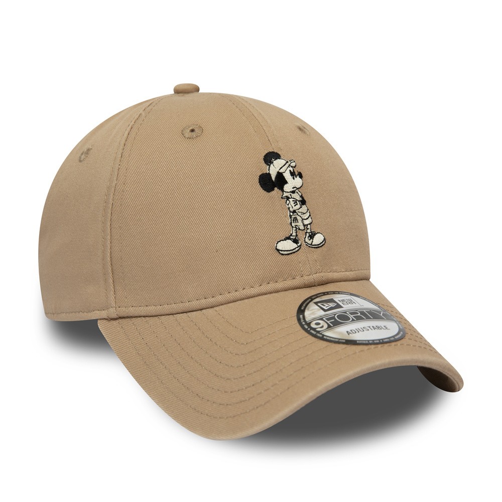 NEW ERA 9forty mickey mouse street fauve-3