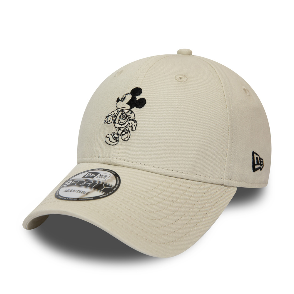 NEW ERA 9forty mickey mouse street blanc-1
