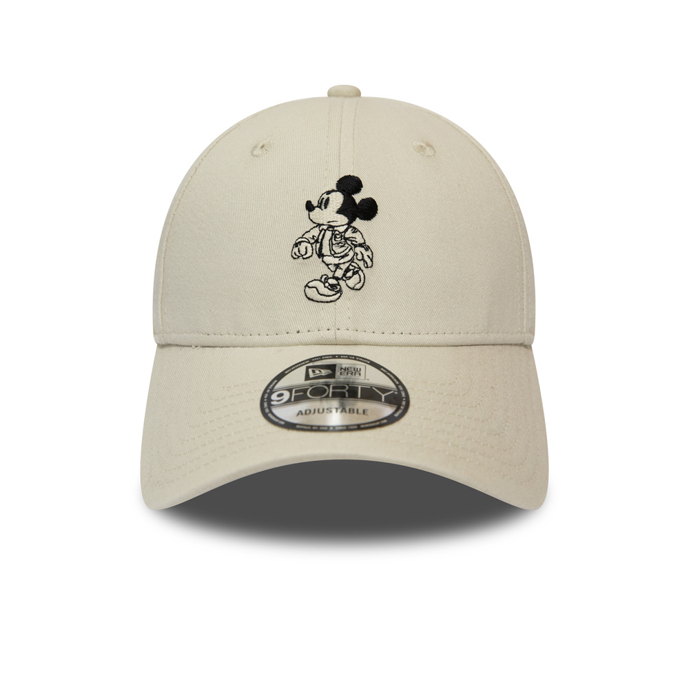 NEW ERA 9forty mickey mouse street blanc-2