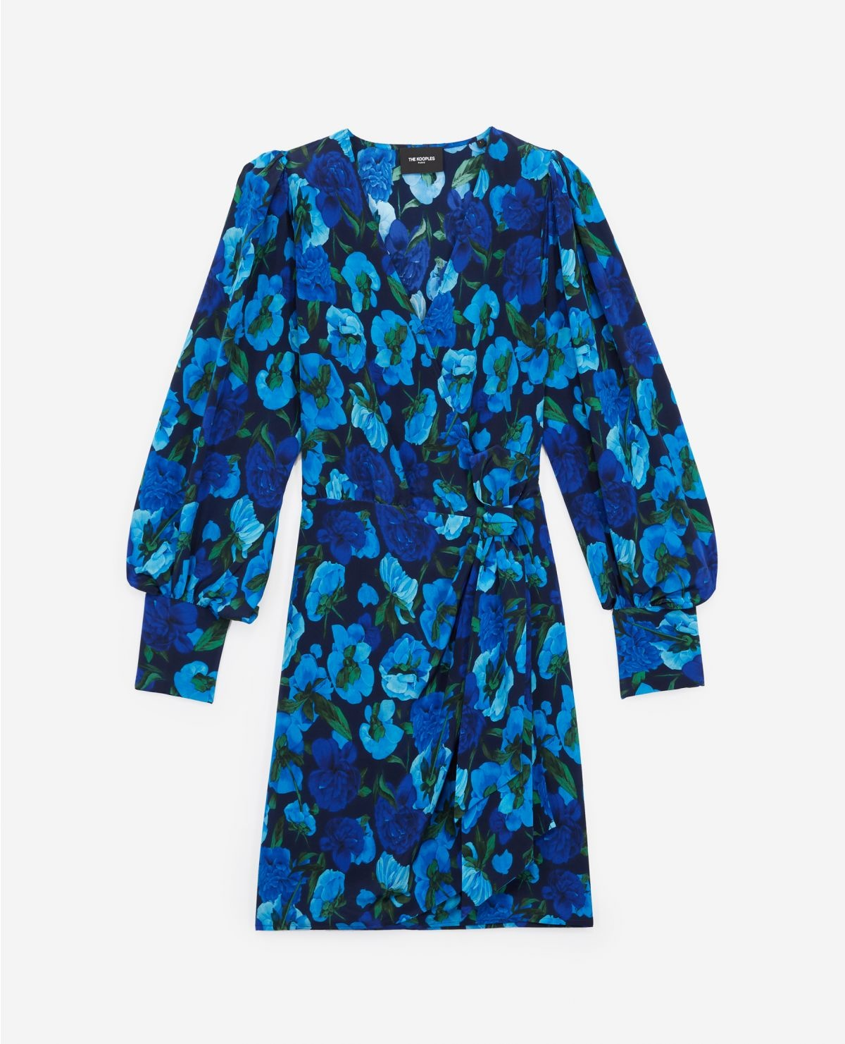 THE KOOPLES robe courte portefeuille-1