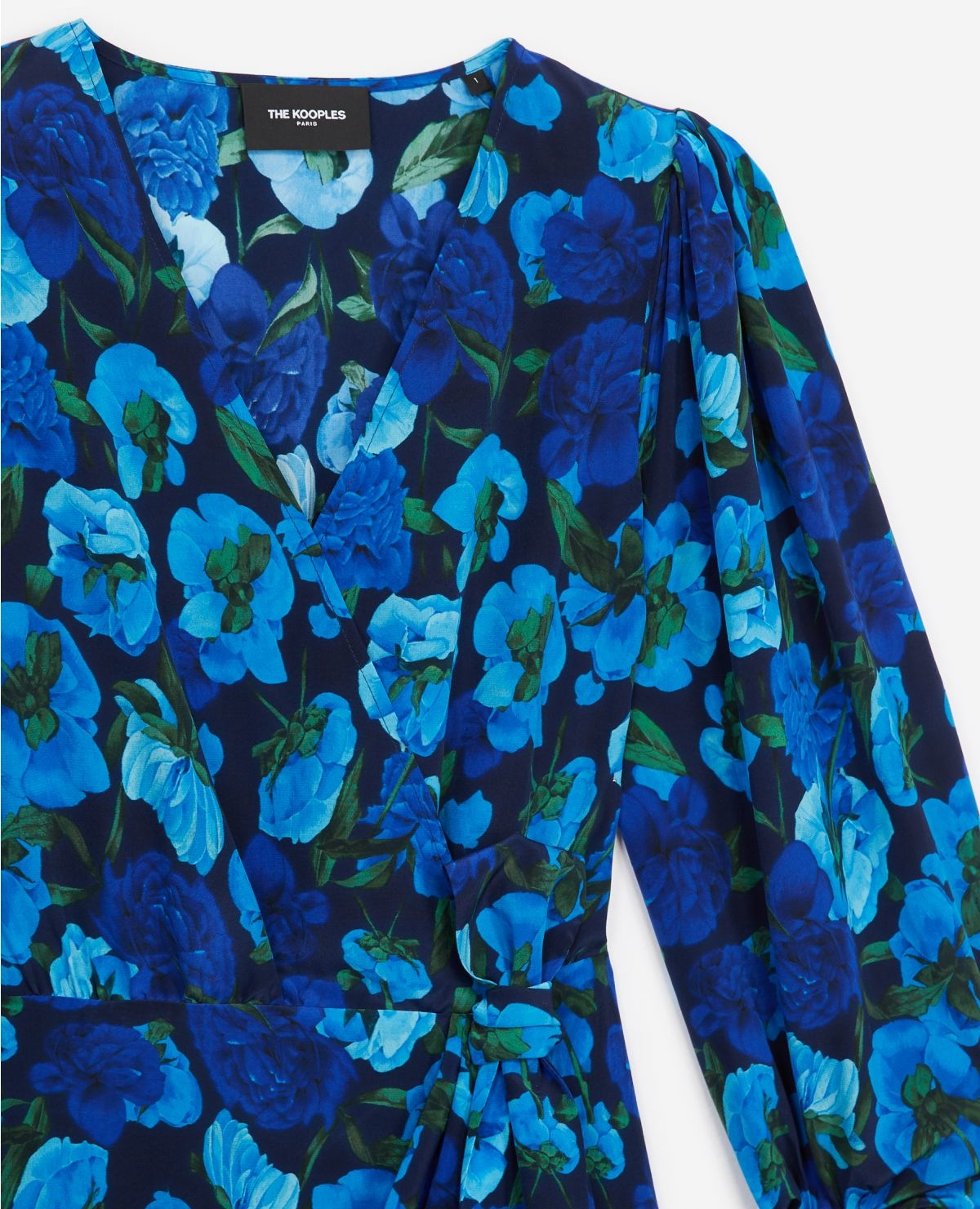 THE KOOPLES robe courte portefeuille-2