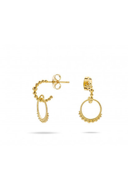 MYA BAY boucles d'oreilles little india