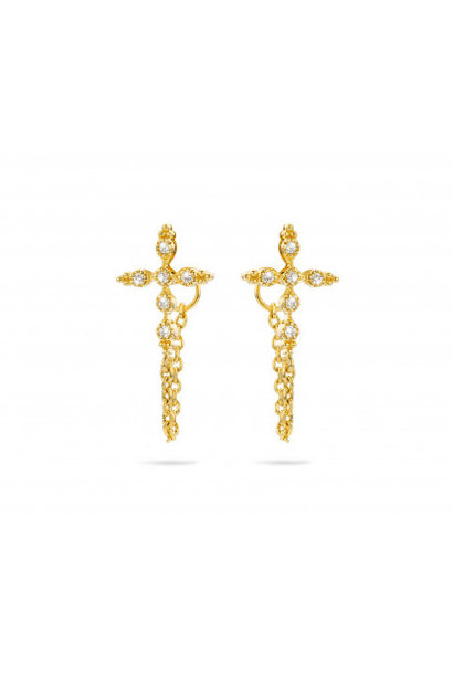 MYA BAY boucles d'oreilles little chennai