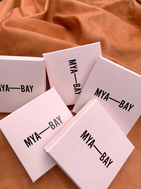 MYA BAY pendentif pépite d'or-3