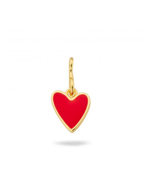 MYA BAY pendentif coeur rouge-1