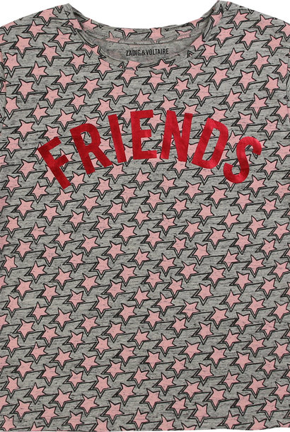 ZADIG&VOLTAIRE t-shirt friends