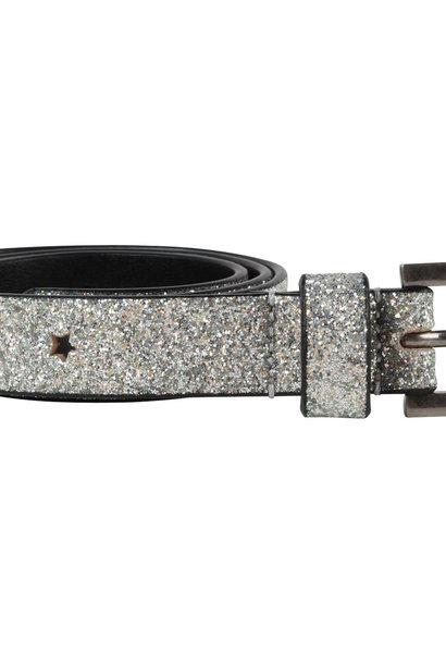 ZADIG&VOLTAIRE ceinture à paillettes
