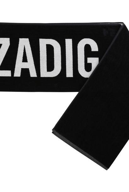 ZADIG&VOLTAIRE serviette en éponge
