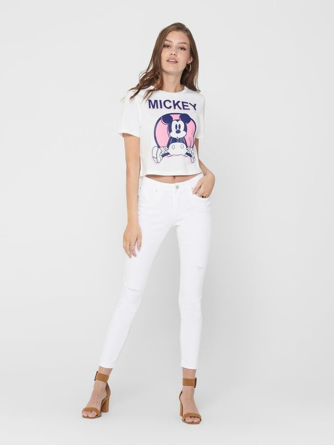 PEPITES only t-shirt mickey-7