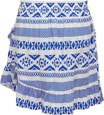 PEPITES only jupe dazzling blue-4