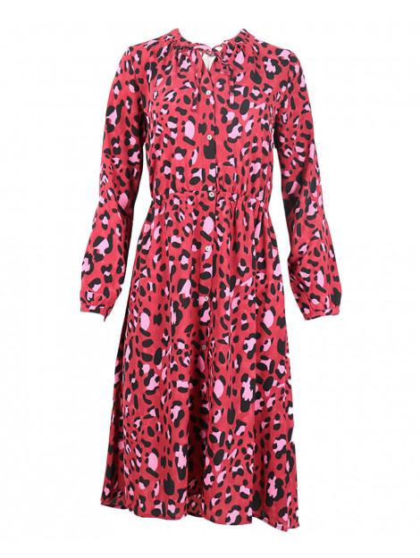 PEPITES only robe marsala-1