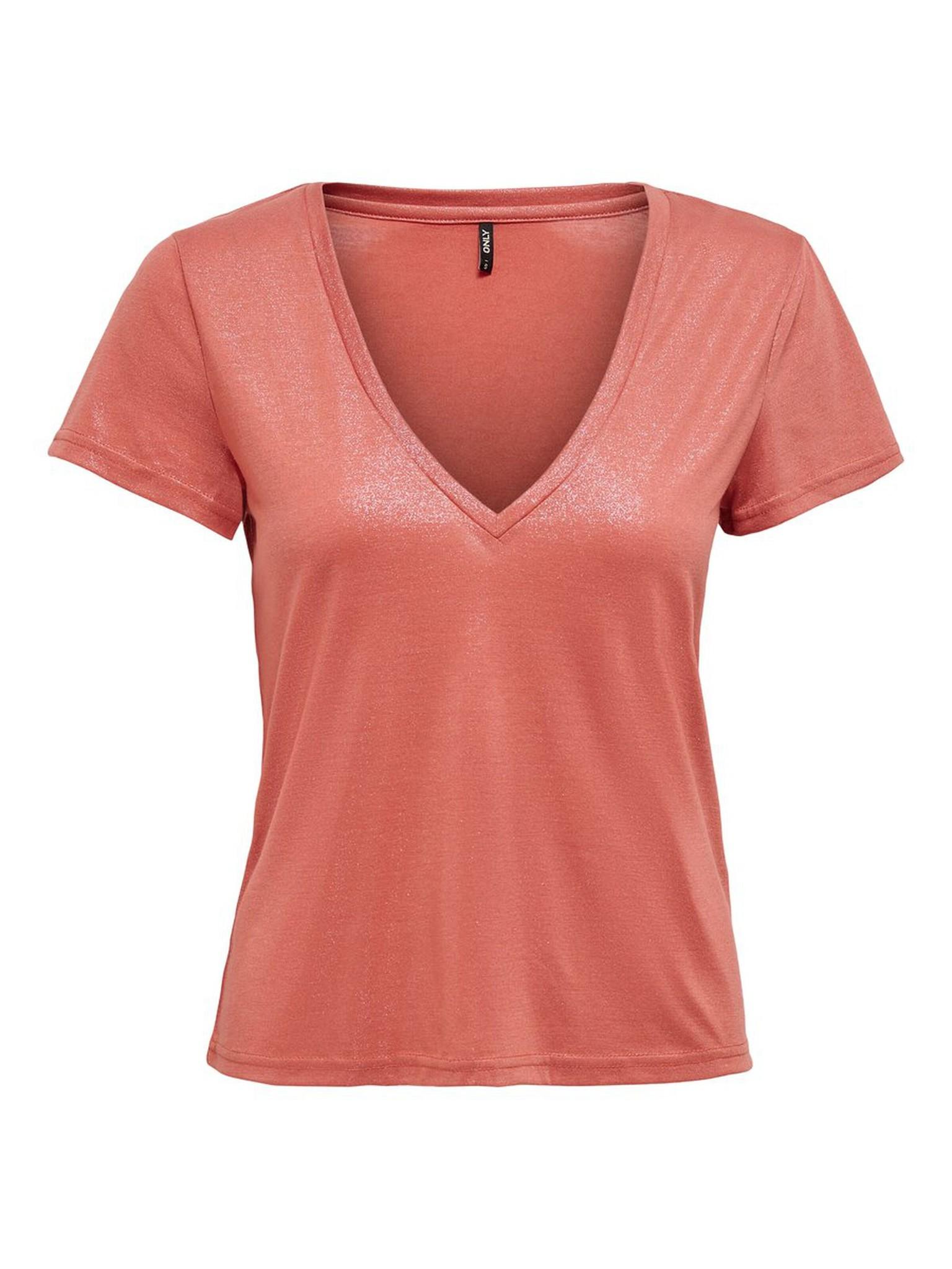 PEPITES only t-shirt col v hals-2