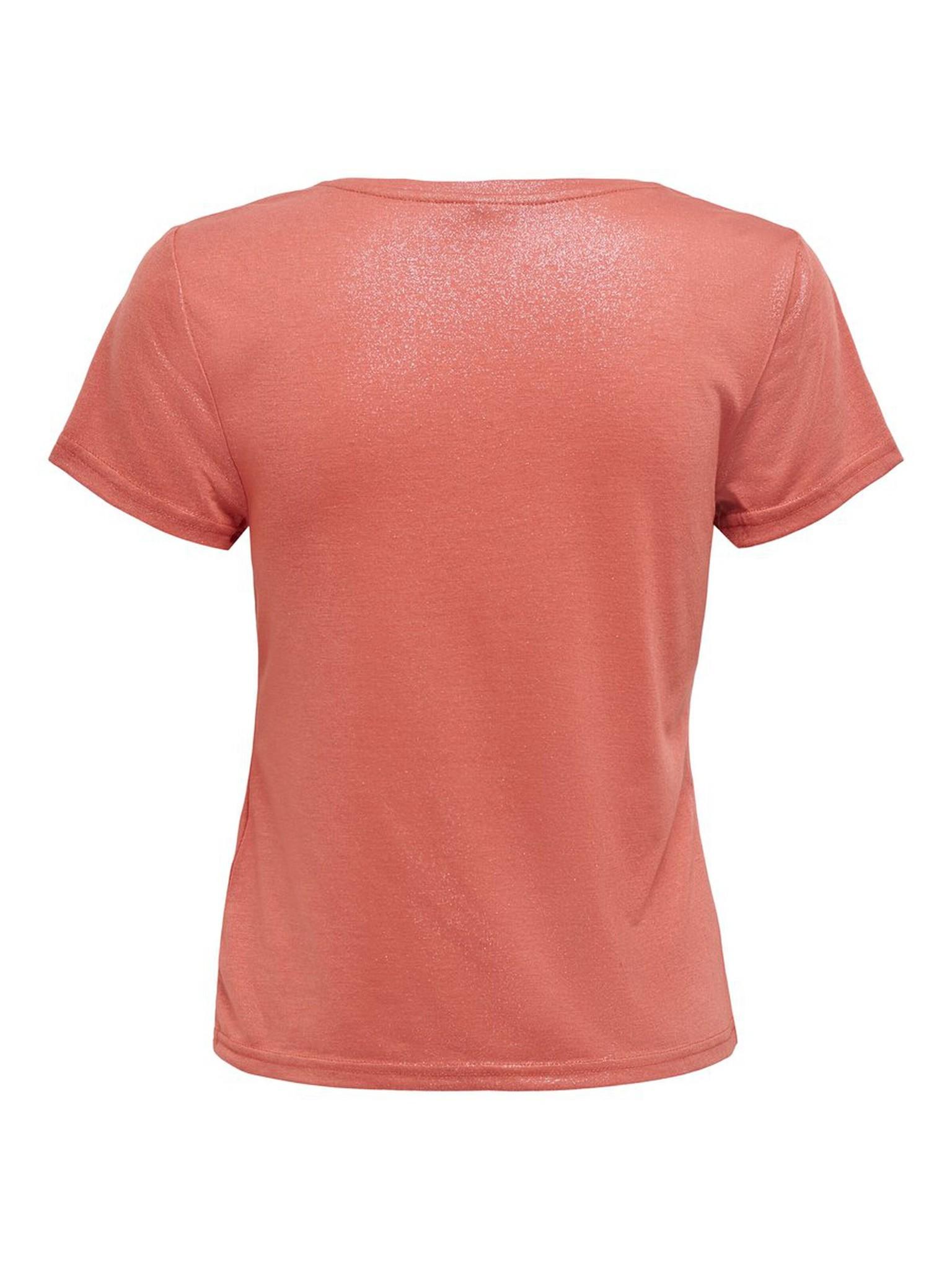 PEPITES only t-shirt col v hals-3