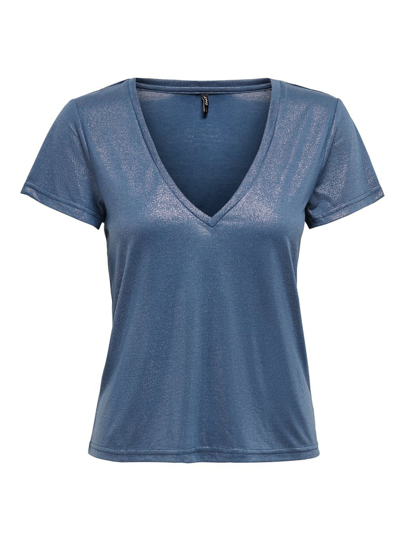 PEPITES only t-shirt col v hals-7