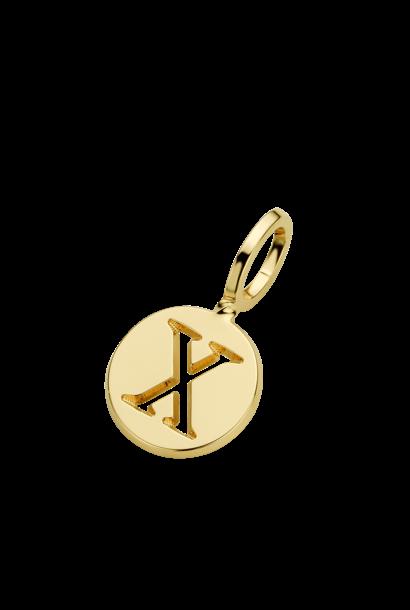 MYA-BAY grigri alphabet X