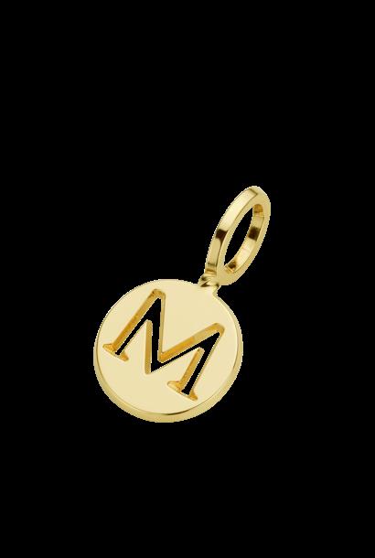 MYA-BAY grigri alphabet M