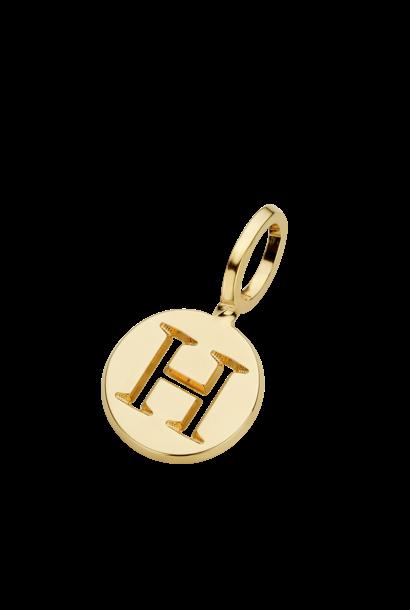 MYA-BAY grigri alphabet H