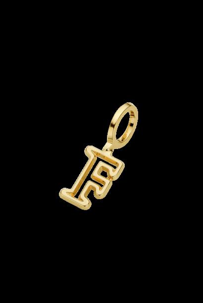 MYA-BAY grigri alphabet F