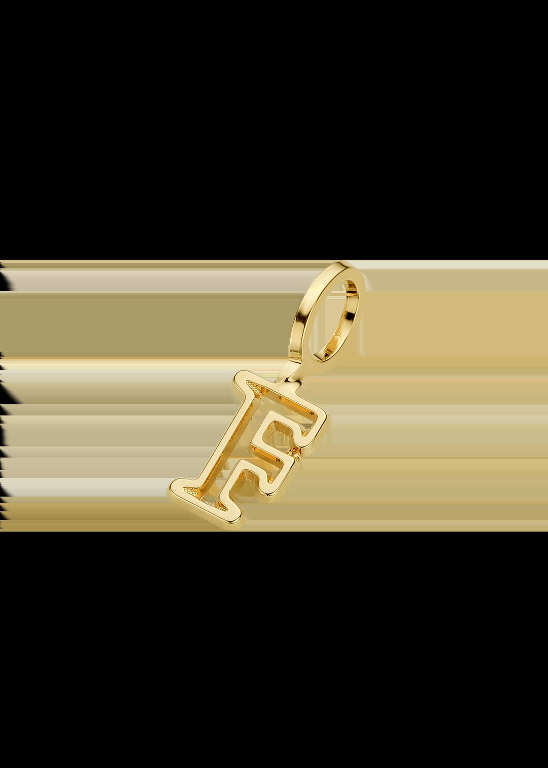 MYA-BAY grigri alphabet F-1