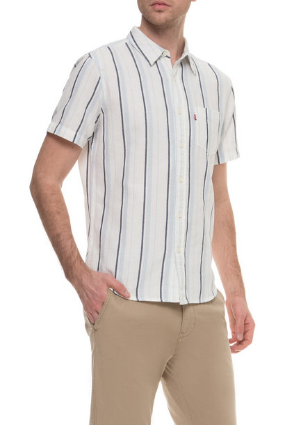 LEVIS chemise classic short sleeves