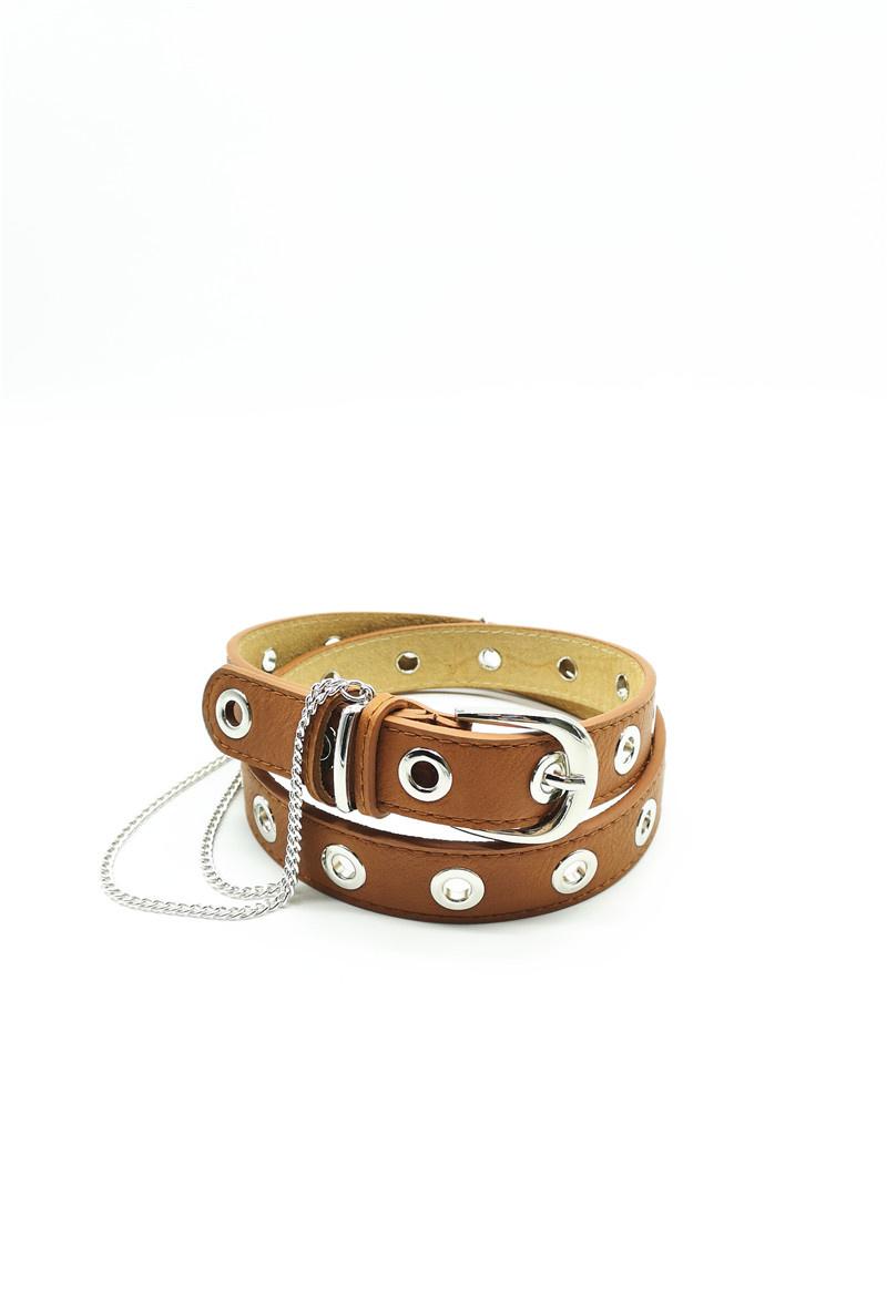 PEPITES ceinture bianca-3
