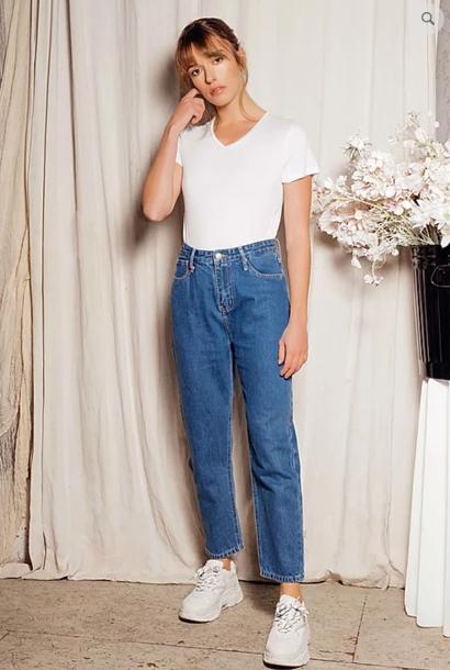 PEPITES fam jeans lola