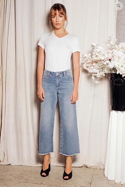 PEPITES fam jeans flavie